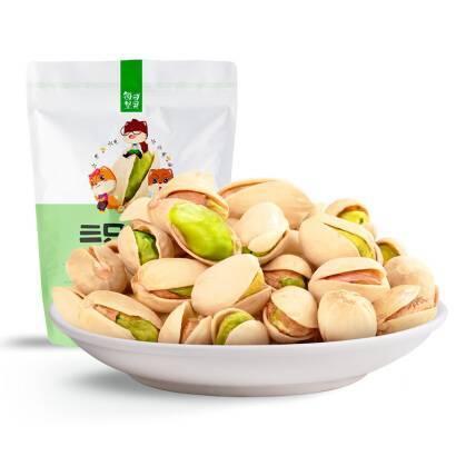 (测试勿拍)三只松鼠坚果炒货零食特产每日坚果开心果100g/袋